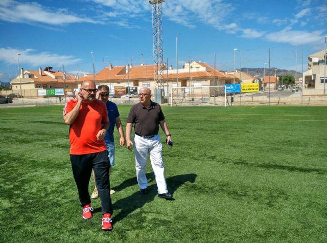 Ciudadanos pedirá explicaciones al Gobierno local por el proyecto para completar el campo de fútbol de Los Belones - 2, Foto 2