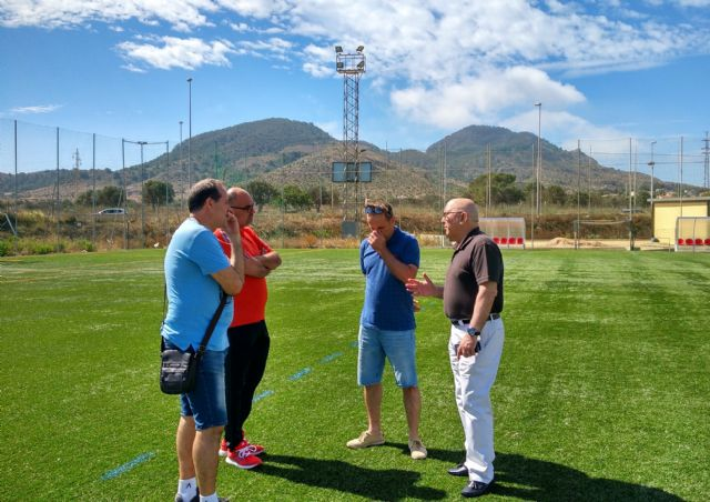 Ciudadanos pedirá explicaciones al Gobierno local por el proyecto para completar el campo de fútbol de Los Belones - 3, Foto 3
