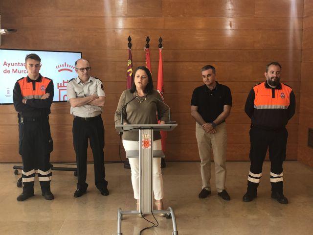 18 efectivos de Policía Local, Bomberos y Protección Civil vigilarán diariamente los 43 parques forestales y fincas municipales para evitar incendios - 1, Foto 1
