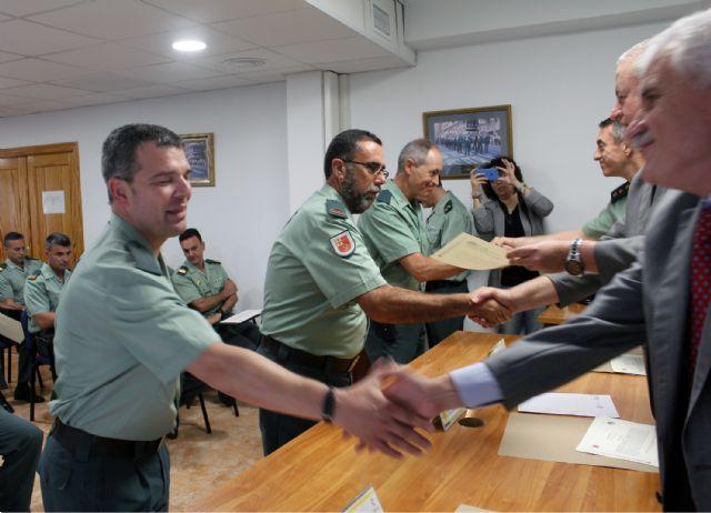 El curso pionero en Prevención de Riesgos Laborales para la Guardia Civil clausura su quinta edición, Foto 3