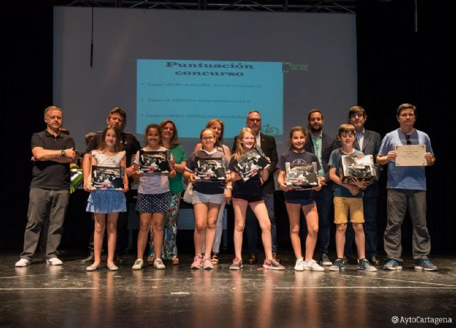 El Colegio Virgen de Begoña, ganador del III Concurso de Educación Vial - 1, Foto 1