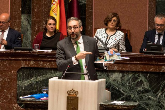 Víctor Martínez: Seremos exigentes con Pedro Sánche y cumpla lo comprometido como fuimos reivindicativos con Rajoy, Foto 1
