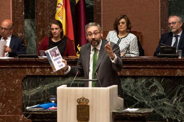 Víctor Martínez: Seremos exigentes con Pedro Sánche y cumpla lo comprometido como fuimos reivindicativos con Rajoy - 2, Foto 2