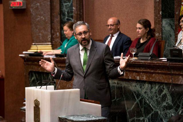 Víctor Martínez: Seremos exigentes con Pedro Sánche y cumpla lo comprometido como fuimos reivindicativos con Rajoy, Foto 3