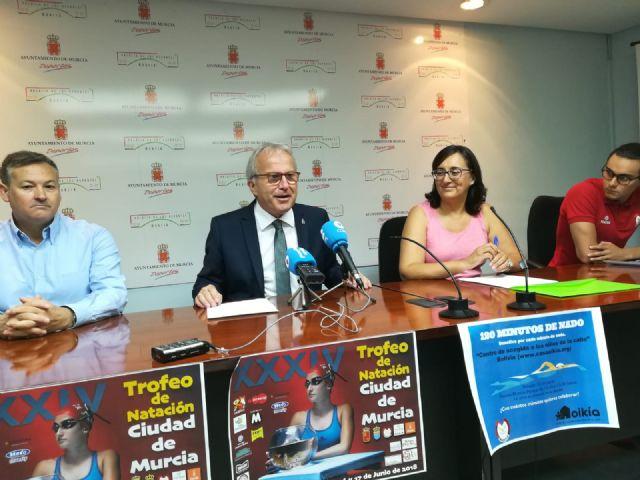 El Trofeo de Natación Ciudad de Murcia reunirá a 400 nadadores de 23 clubs - 2, Foto 2