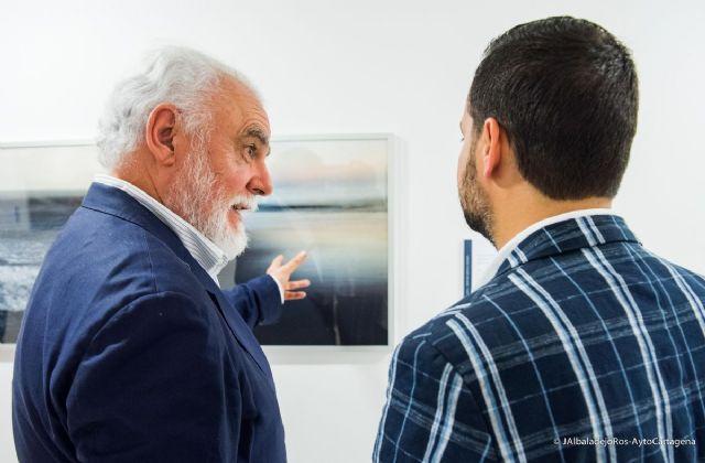 José Carlos Ñíguez ofrece una visita guiada a la exposición ´Cuando la luz se apague´ - 1, Foto 1