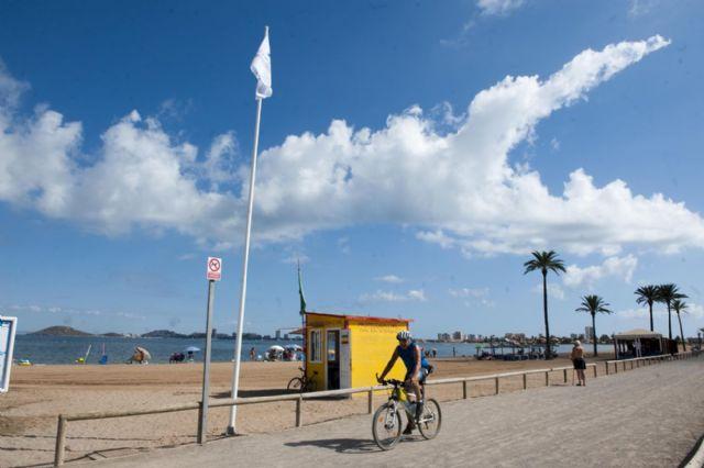 El Ayuntamiento de Cartagena lucirá doce Q de Calidad Turística por sus servicios en las playas este verano - 1, Foto 1