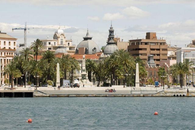 Cartagena se ofrece para acoger a refugiados del buque Aquarius - 1, Foto 1