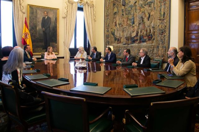 Los Colegios de Periodistas demandan en el Congreso que la titulación sea obligatoria para el ejercicio de la profesión, Foto 1