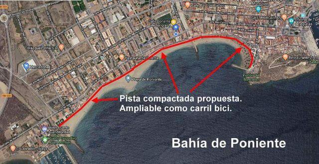 Ciudadanos recuerda al consistorio aguileño la cita pendiente con los carriles bici y pide concurso de ideas - 3, Foto 3