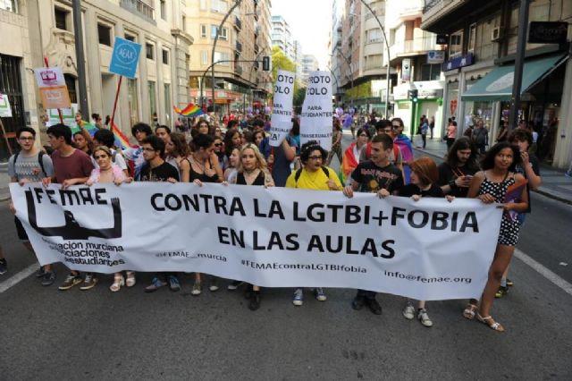 Estudiantes piden formar a docentes en contenidos LGTBI+, Foto 1