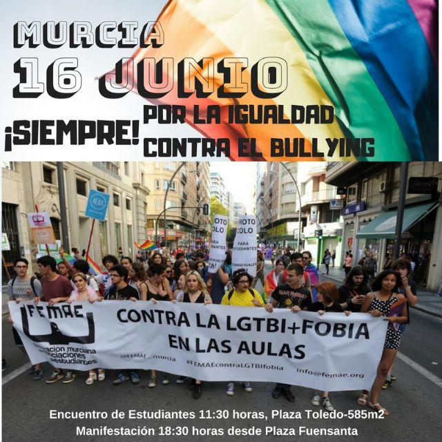 Estudiantes piden formar a docentes en contenidos LGTBI+ - 2, Foto 2