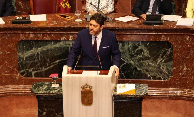 Ciudadanos propone un plan similar al del 'Prestige' para recuperar el Mar Menor, Foto 1
