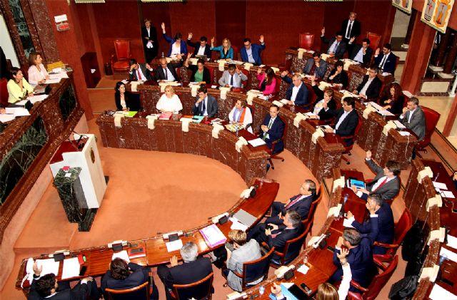 Ciudadanos logra que se aprueben todas las propuestas de resolución que ha presentado en el Debate sobre el Estado de la Región - 1, Foto 1