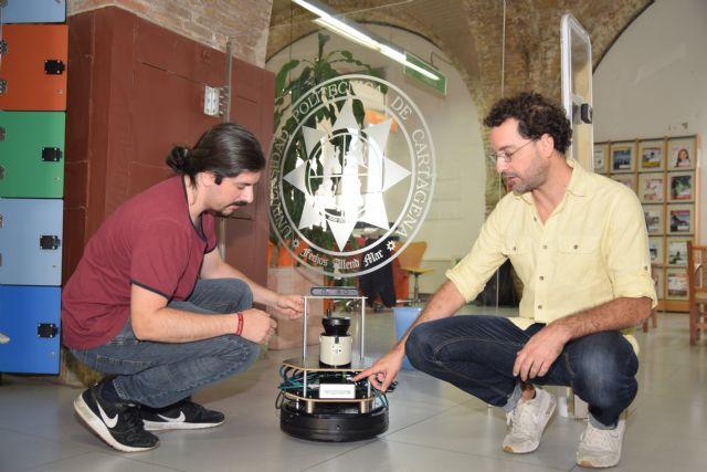 Investigadores de la UPCT y la Carlos III desarrollan robots para ayudar a personas que viven solas - 1, Foto 1