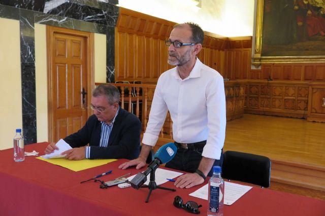El Ayuntamiento de Caravaca entrega las subvenciones del Plan de Fomento Empresarial - 2, Foto 2