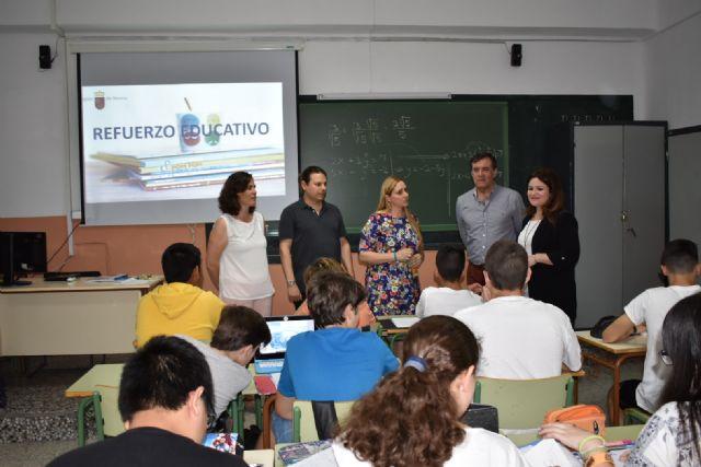 El refuerzo educativo llegará el próximo curso a 5° y 6° de Primaria y 1°, 2° y 4° de ESO, Foto 1