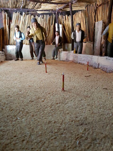 La Casa del Belén muestra 'La vida en la Sierra Minera' del artesano murciano Juan Manuel Griñán - 1, Foto 1