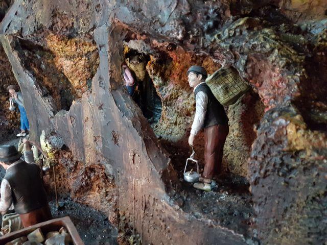 La Casa del Belén muestra 'La vida en la Sierra Minera' del artesano murciano Juan Manuel Griñán - 2, Foto 2