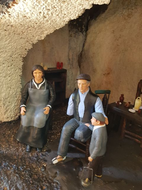La Casa del Belén muestra 'La vida en la Sierra Minera' del artesano murciano Juan Manuel Griñán - 4, Foto 4