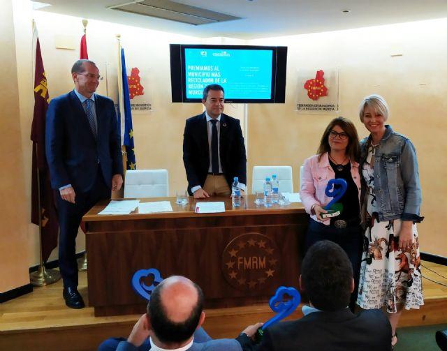 Abarán vuelve a ser el municipio con mayor tasa de reciclaje por segundo año consecutivo - 1, Foto 1