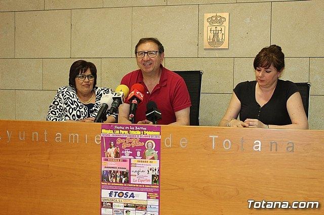 Las fiestas en los barrios Olímpico, Las Peras, Estación y Triptolemos se celebrarán los días 21 y 22 de junio, Foto 2
