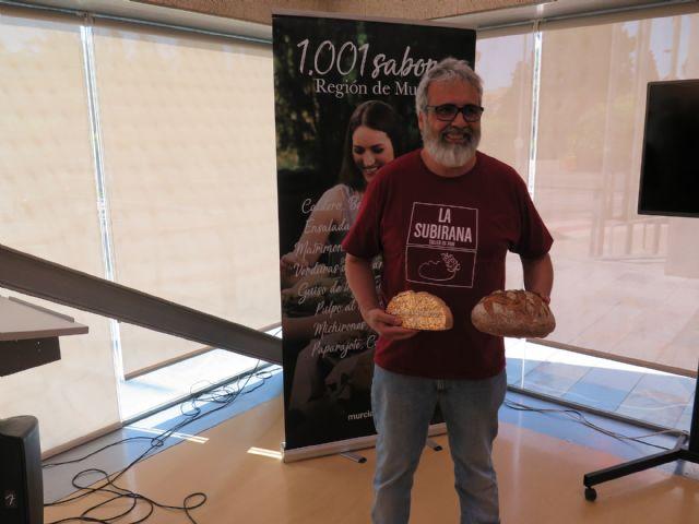 Juan Antonio García se proclama Miga de Oro 2019 de la Región de Murcia, Foto 1