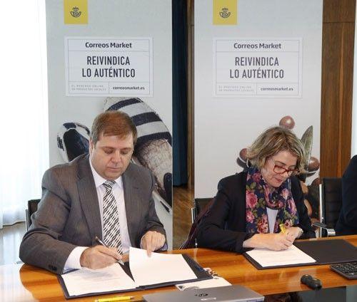 CORREOS y FADEMUR colaboran para impulsar productos del medio rural - 1, Foto 1