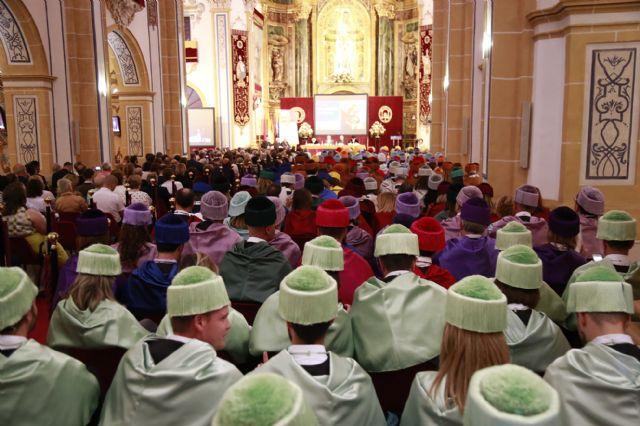 La UCAM crea la primera Orden universitaria del mundo - 2, Foto 2