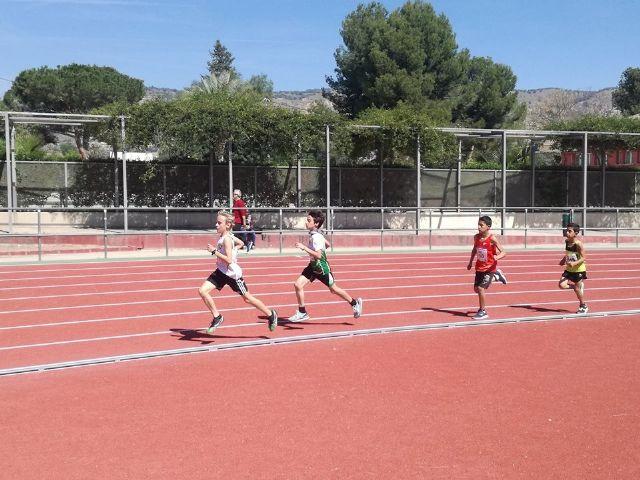 Alhama y Yecla se reparten la competición en pista del fin de semana, Foto 1