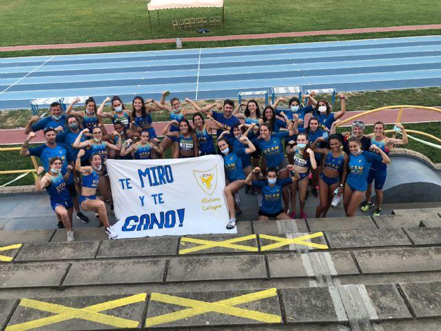 El UCAM Atletismo Cartagena al máximo nivel del Atletismo Español - 1, Foto 1