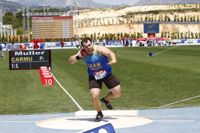 El UCAM Atletismo Cartagena al máximo nivel del Atletismo Español - 4, Foto 4