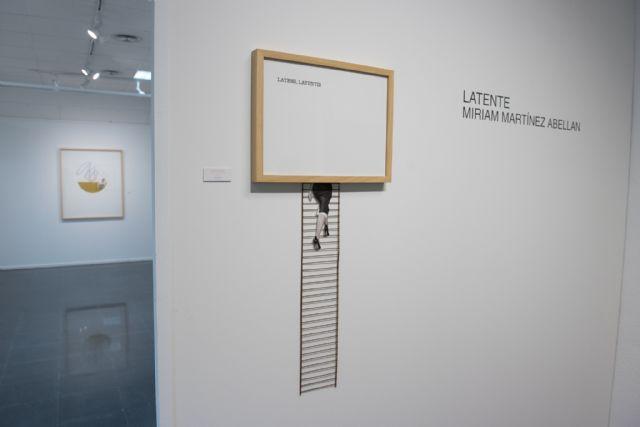 Miriam Martínez Abellán ofrece una visita guiada a su exposición en la Casa del Mar - 1, Foto 1
