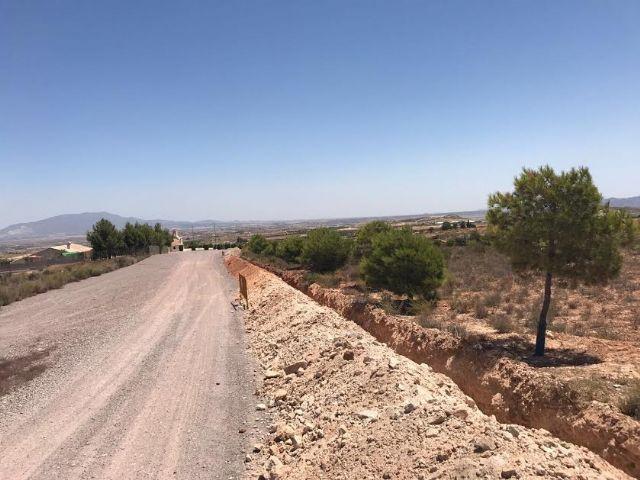 Instalan un ramal de tubería de distribución en El Raiguero para solucionar los problemas de interrupción del servicio en las zonas altas - 3, Foto 3