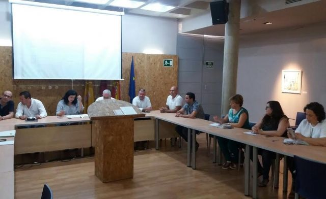 The mayor and the councilor of Tourism take possession like new vowels of the Board of Government of the Commonwealth Tourist of Sierra Espuña - 1