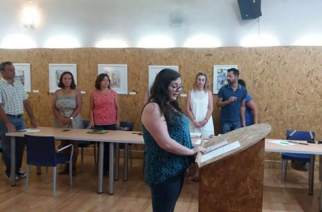 The mayor and the councilor of Tourism take possession like new vowels of the Board of Government of the Commonwealth Tourist of Sierra Espuña - 3