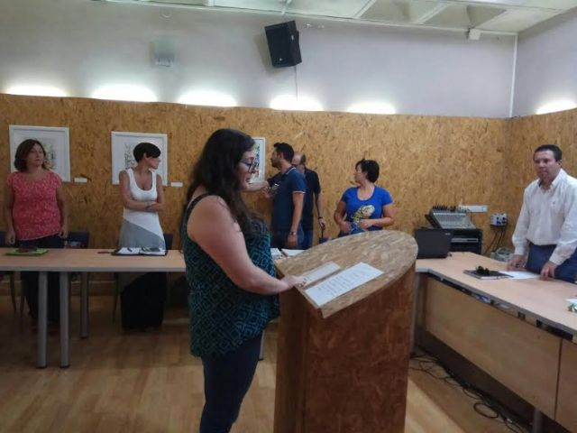 The mayor and the councilor of Tourism take possession like new vowels of the Board of Government of the Commonwealth Tourist of Sierra Espuña - 6