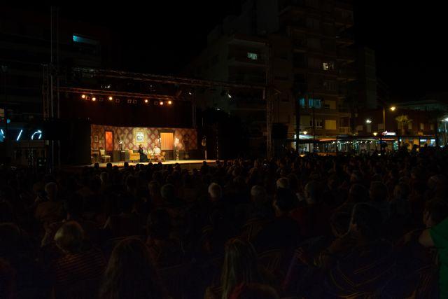 El festival de teatro Rafael García Castillo cierra su tercera edición en Bahía Chica con un