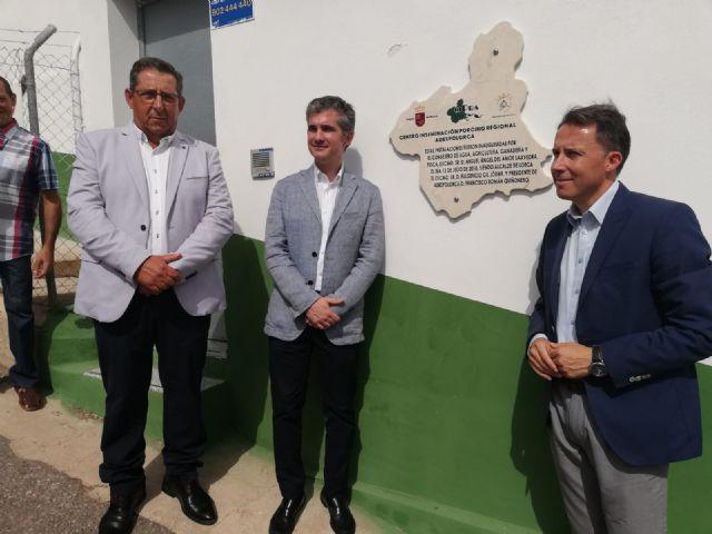 El primer centro regional de inseminación artificial de porcino en Lorca amplía su capacidad para 40 nuevas cabezas de porcino - 2, Foto 2