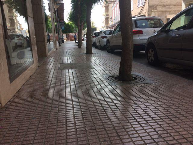 El próximo lunes 16 de julio comienzan las obras de acondicionamiento de las aceras en la calle Juan XXIII - 5, Foto 5