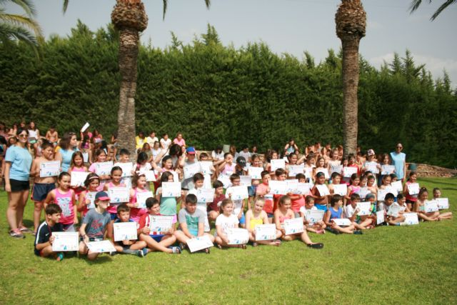"The first fortnight of the Summer Campus is closed at the Municipal Sports Center ""6 de Diciembre"" and in El Paretón - 5"
