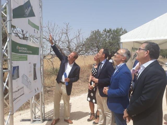 La Región contará con el primer sistema de almacenamiento con baterías de Iberdrola para asegurar el suministro - 1, Foto 1