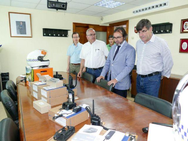 La Policía Local de Cartagena se integrará en la red de radiocomunicaciones de emergencias regional - 1, Foto 1