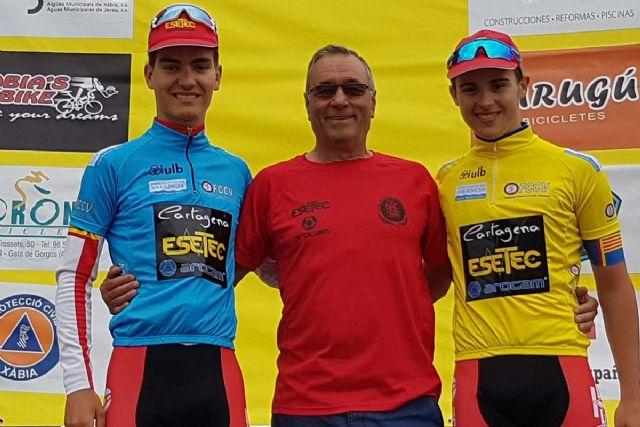El Club Ciclista Cartagena conquista la Challenge de la Comunidad Valenciana Junior - 1, Foto 1
