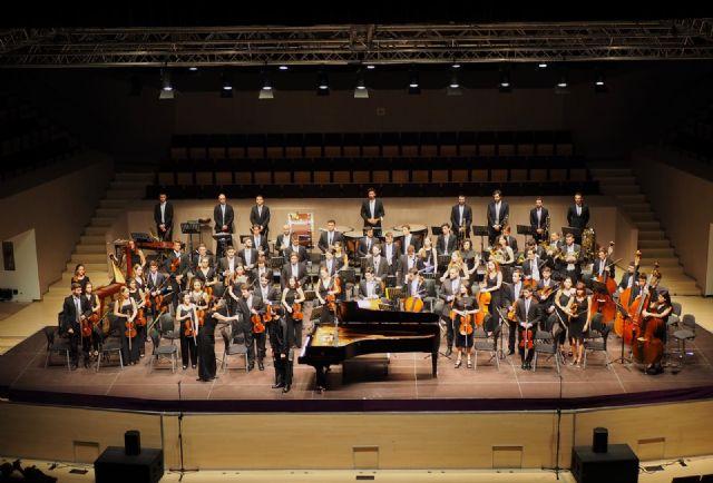 Éxito en Torrevieja de la Orquesta de Jóvenes, que hoy actúa en el Auditorio regional - 2, Foto 2