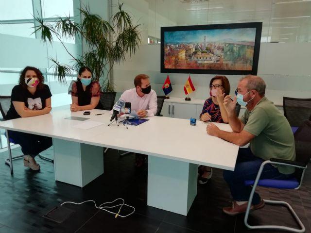 El Ayuntamiento y la Asociación PROMETEO renuevan convenio de colaboración - 2, Foto 2