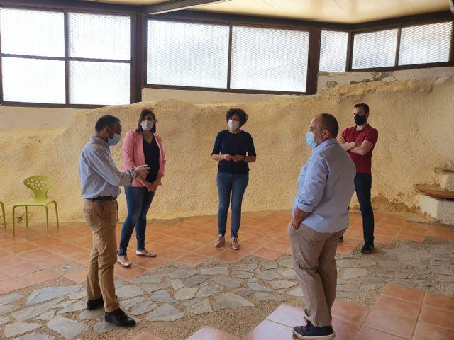 El Gobierno regional acometerá trabajos de emergencia en el Castillo de Nogalte para reparar los daños causados por la DANA de septiembre - 1, Foto 1