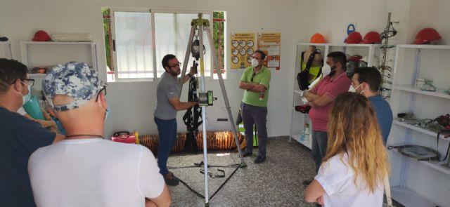La Fundación Laboral de la Construcción de Murcia retoma sus jornadas técnicas sobre prevención de riesgos laborales en acciones específicas del sector - 1, Foto 1