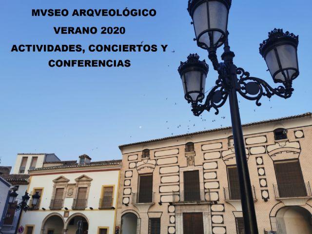 Presentada la programación de actividades culturales del verano - 1, Foto 1