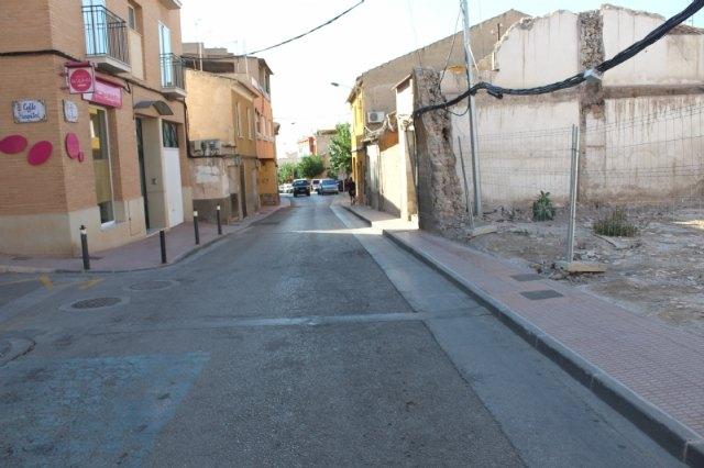 [AVISO.- Se cortará al tráfico la calle General Aznar los días 15 y 16 de julio por el derribo de una vivienda